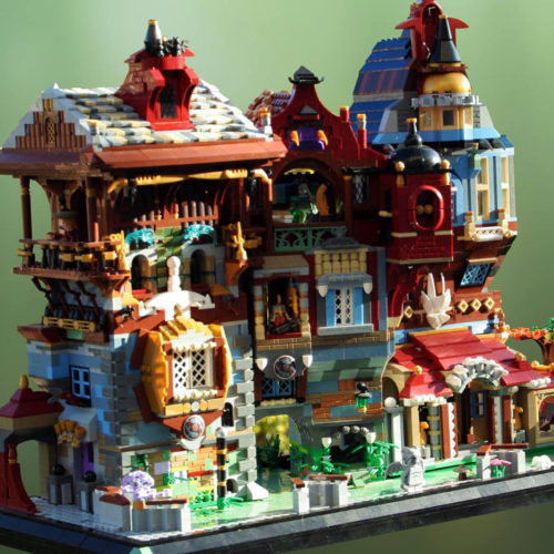 LEGO Mansion