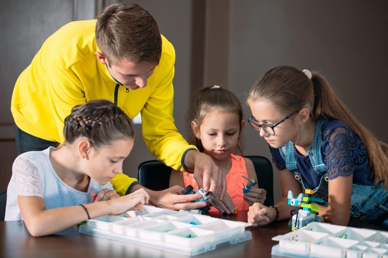 LEGO as a Learning Tool: Educational Benefits of Building toys